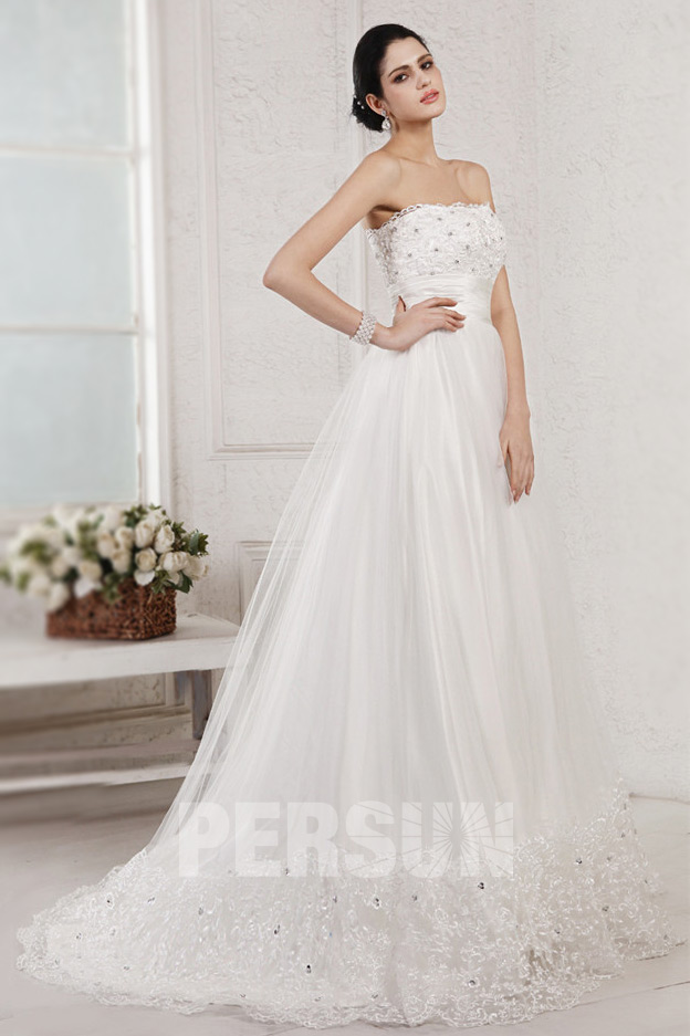 strapless-a-line-wedding-dress