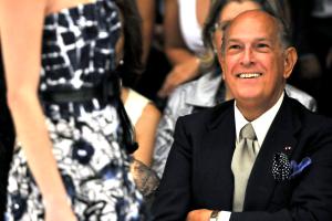 Legendaerer Modeschoepfer De la Renta ist tot