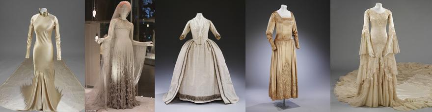 Vanda Hochzeitskleid Ausstellung