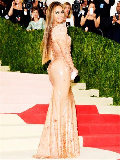 Beyoncé-Lang-Abendkleider