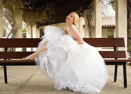 Brautkleider-Luxus