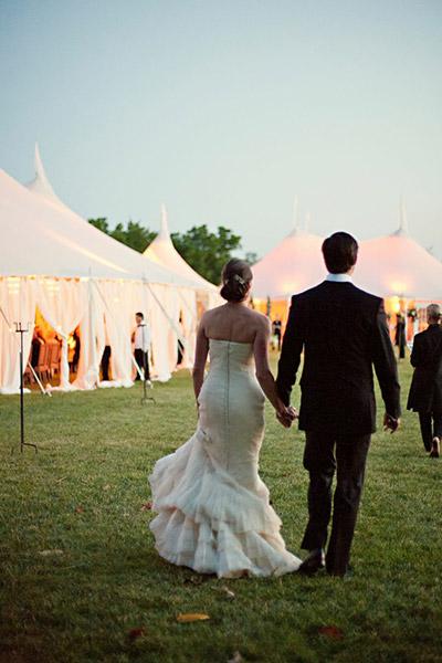 Hochzeit-Freien