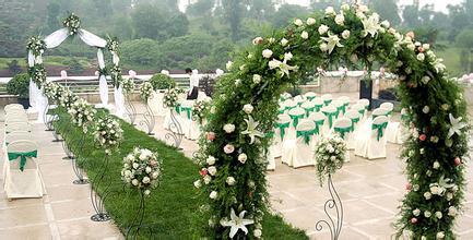 Ort der Hochzeit