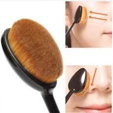 große weiche Bürste für Makeup