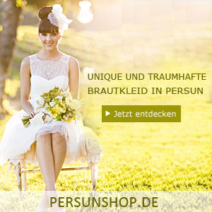 Unique und traumhafte Brautkleid in Persun